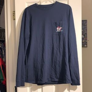 Men's Vineyard Vines Long Sleeve Christmas